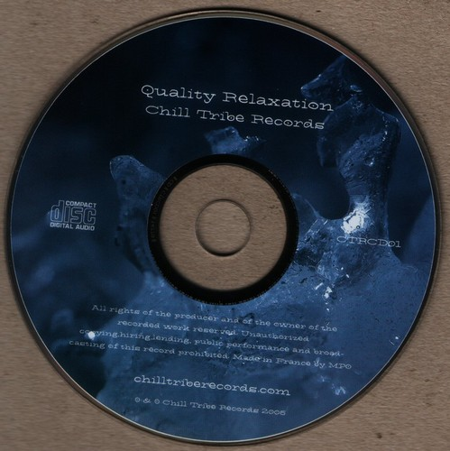 Various Artists - Quality Relaxation: CD