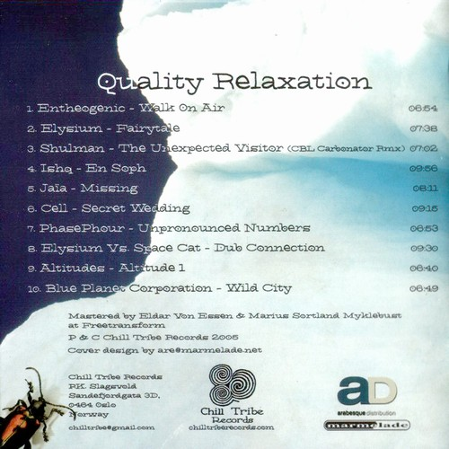 Various Artists - Quality Relaxation: Inside 4