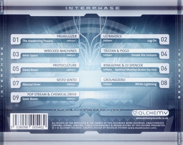 Various Artists - Interphase: Back