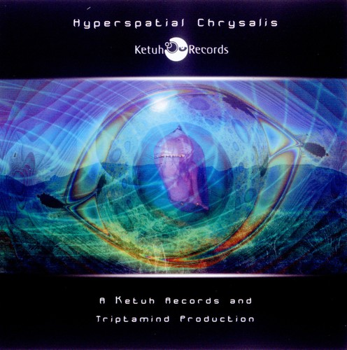 Various Artists - Hyperspatial Chrysalis: Front