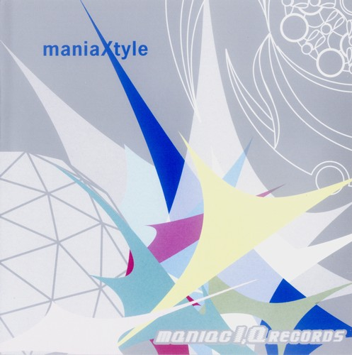 Various Artists - Maniaxtyle: Front