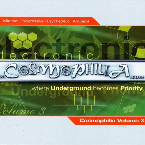 Various Artists - Cosmophilia 3: Front