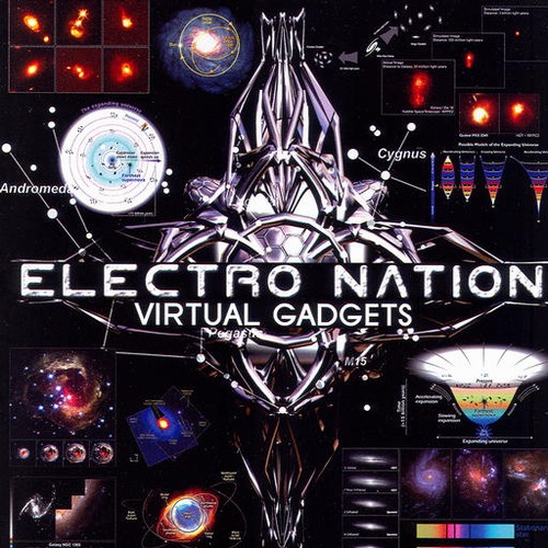 Electro Nation - Virtual Gadgets: Front