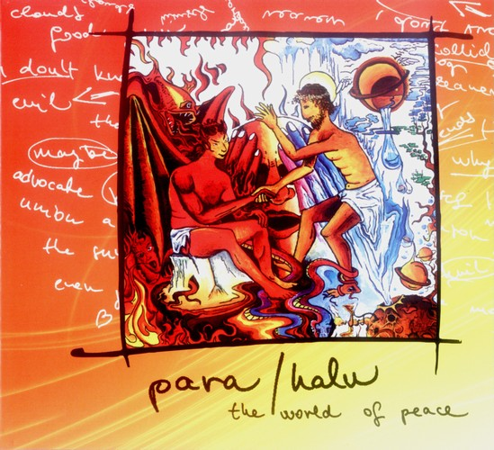 Para Halu - The World Of Peace: Front