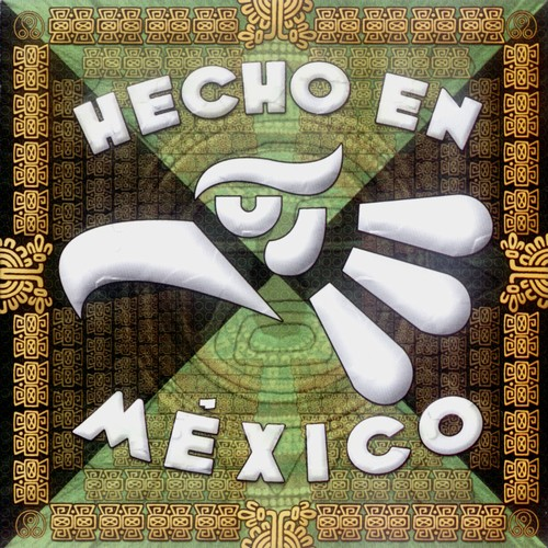 Various Artists - Hecho En Mexico: Front