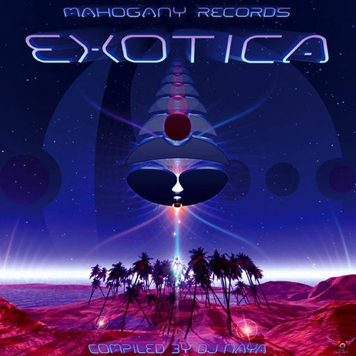 Various Artists - Exotica: Front