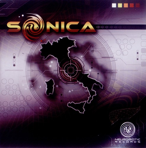 Various Artists - Sonica: Front