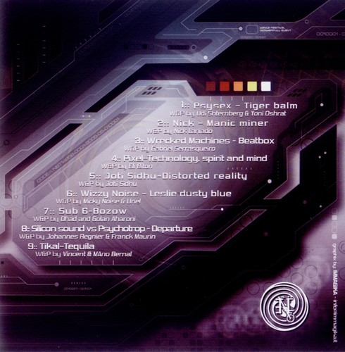 Various Artists - Sonica: Inside 2