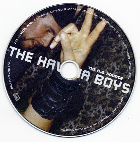 The Havana Boys - The H.B. Source: CD