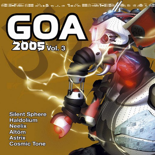 Various Artists - Goa 2005 vol 3: Front