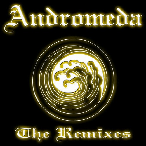 Various Artists - Andromeda - The Remixes: Front