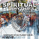 Various Artists - Spiritual Rhythm's of Psytrance volume 001