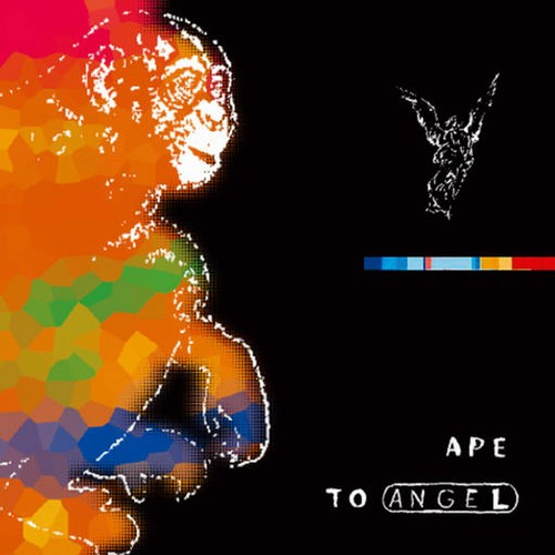 Pitch Black - Ape To Angel: Front