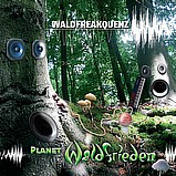 Various Artists - Waldfreakquenz - Planet Waldfrieden