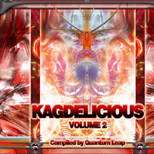 Various Artists - Kagdelicious 2: Front
