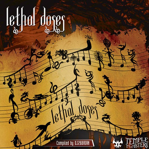 Various Artists - Lethal Doses: Front