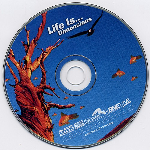 Various Artists - Life Is Dimensions: CD