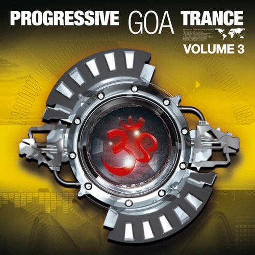 Various Artists - Progressive Goa Trance 3: Front