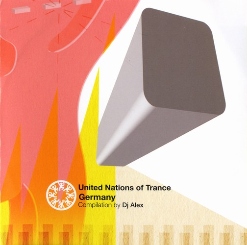 Various Artists - United Nations Of Trance - Germany: Front