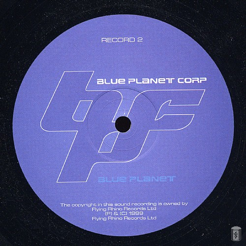 Blue Planet Corporation - Blue Planet: Side D