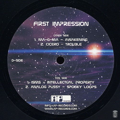 Various Artists - First Impression: Side D