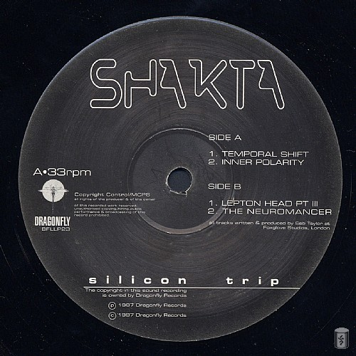 Shakta - Silicon Trip: Side A
