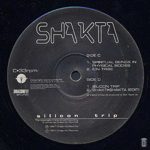 Shakta - Silicon Trip: Side C