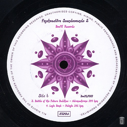 Various Artists - Psychoactive Scandosounds 2: Side B