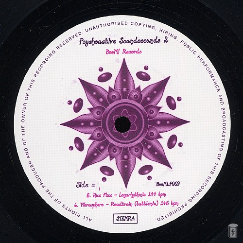 Various Artists - Psychoactive Scandosounds 2: Side C