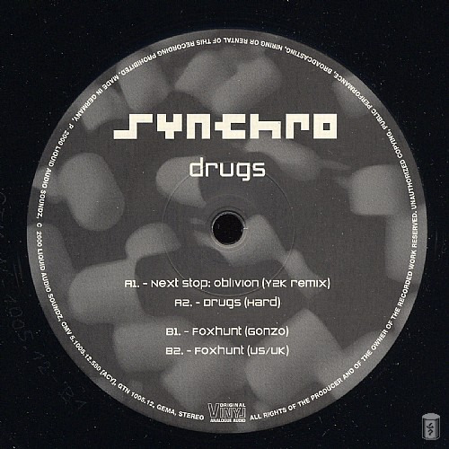 Synchro - Drugs: Side A