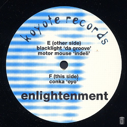 Various Artists - Enlightenment: Side E