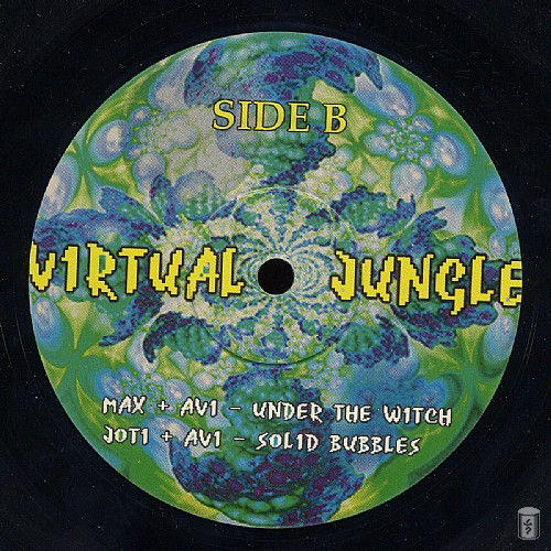 Various Artists - Virtual Jungle: Side B