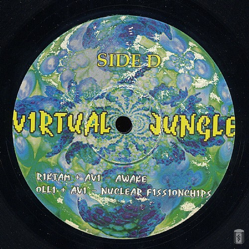 Various Artists - Virtual Jungle: Side D