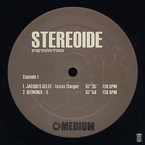 Various Artists - Stereoide: Side A