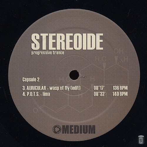 Various Artists - Stereoide: Side B