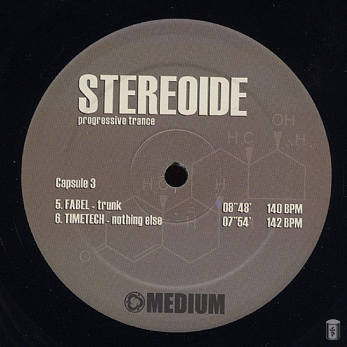 Various Artists - Stereoide: Side C