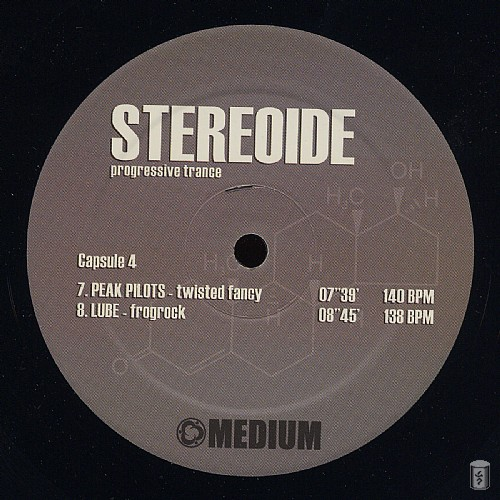 Various Artists - Stereoide: Side D