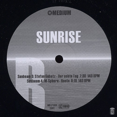 Various Artists - Sunrise: Side B
