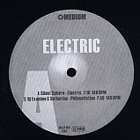 Various Artists - Electric - A Concept  In Trance