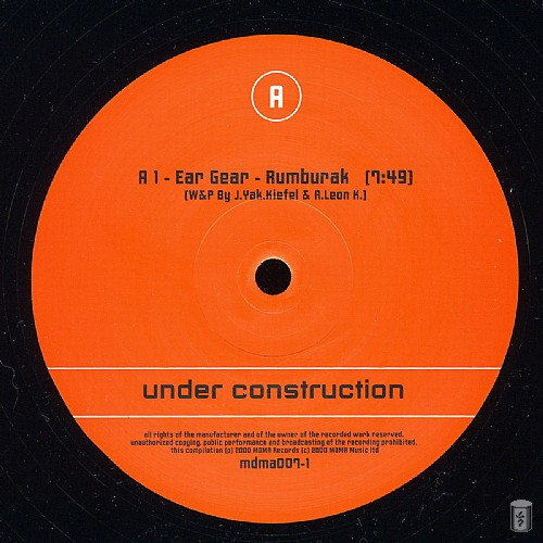 Various Artists - Under Construction: Side A