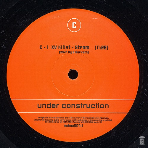 Various Artists - Under Construction: Side C
