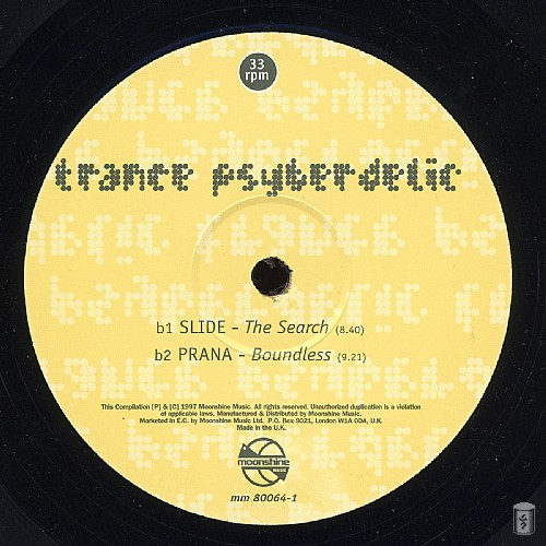 Various Artists - Trance Psyberdelic: Side B