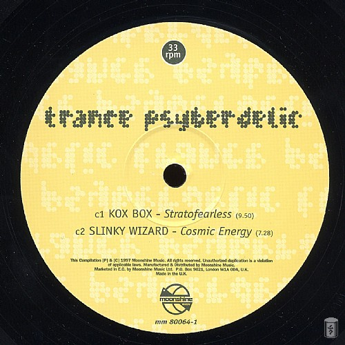 Various Artists - Trance Psyberdelic: Side C