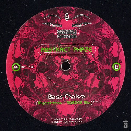 Various Artists - Abstract Phaze: Side B