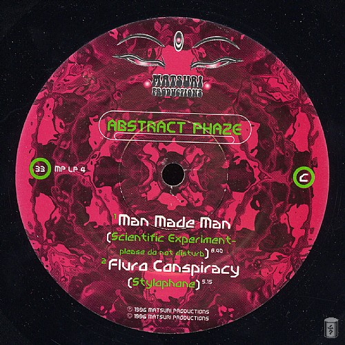 Various Artists - Abstract Phaze: Side C