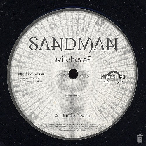 Sandman - Witchcraft: Side A