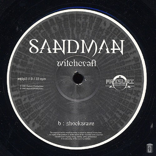 Sandman - Witchcraft: Side B