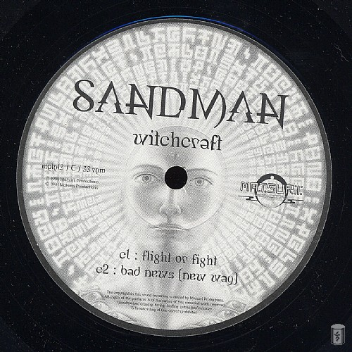 Sandman - Witchcraft: Side C