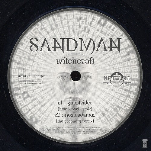 Sandman - Witchcraft: Side E