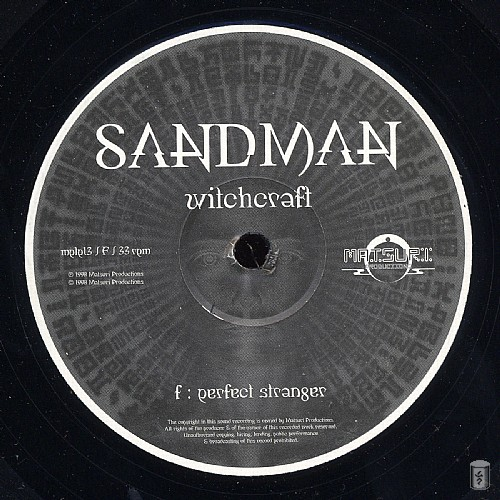 Sandman - Witchcraft: Side F